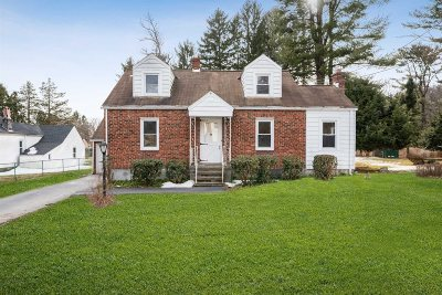 Poughkeepsie Twp Single Family Home For Sale: 31 Hornbeck Rd
