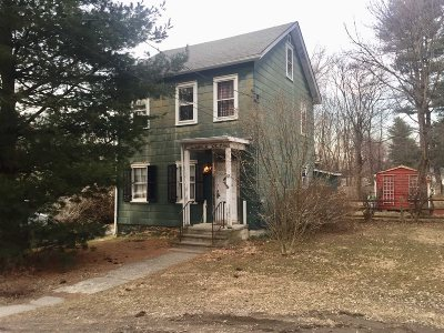 Wappinger Single Family Home For Sale: 62 Marlorville Rd