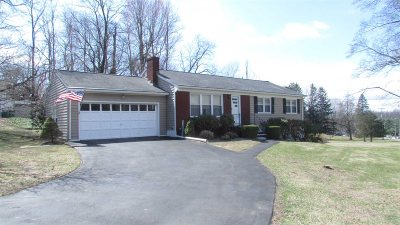 Poughkeepsie Twp Single Family Home For Sale: 103 Colburn Dr