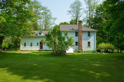 Rhinebeck NY Single Family Home For Sale: $880,000