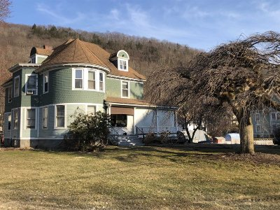 Amenia Multi Family Home For Sale: 24 Firehouse Road