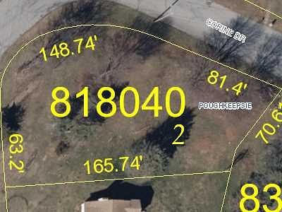 Poughkeepsie Twp Residential Lots & Land For Sale: Corine Dr. Lot #2