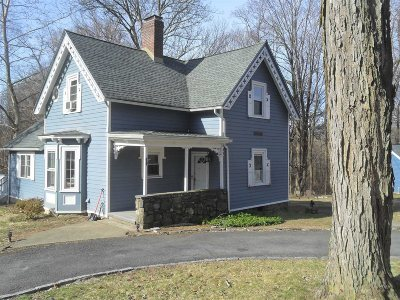 Poughkeepsie Twp Single Family Home For Sale: 16 Riverview Cir