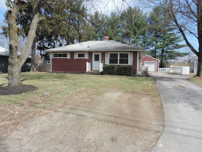 Poughkeepsie Twp Single Family Home For Sale: 52 Swenson Dr.