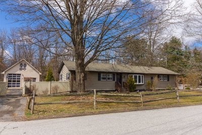 Rhinebeck Single Family Home For Sale: 14 Ackert Hook Road