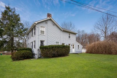 Fishkill Single Family Home For Sale: 112 Old Glenham Road