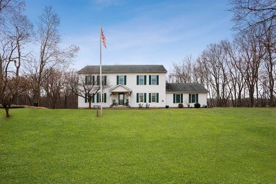 Dutchess County Single Family Home For Sale: 649 Van Wagner Rd.