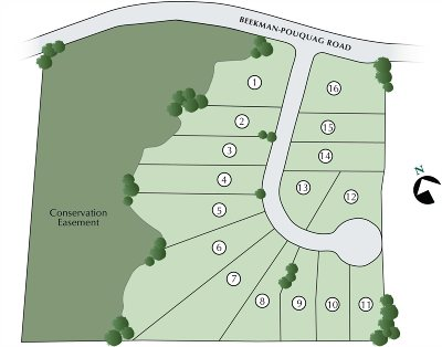 Beekman Residential Lots & Land For Sale: Beekman Poughquag Rd