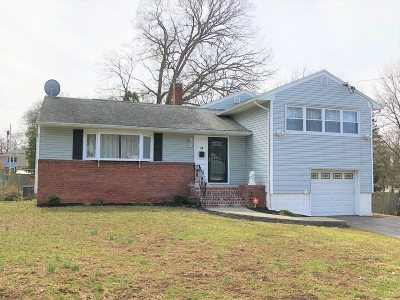 Poughkeepsie City Single Family Home For Sale: 14 Miller Rd