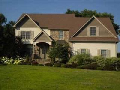 Dutchess County Single Family Home For Sale: Stonecrest Lot #4 Ct