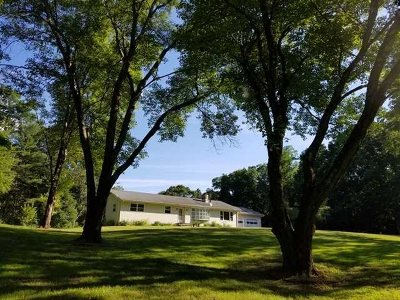 Rhinebeck Single Family Home For Sale: 3455 Route 9g
