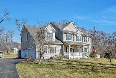 East Fishkill Single Family Home For Sale: 33 Dew Drop Ln