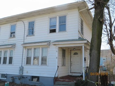 Poughkeepsie City Single Family Home For Sale: 9 Reynolds Avenue