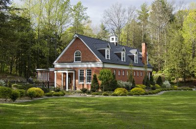 Rhinebeck NY Single Family Home For Sale: $3,250,000