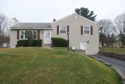 Dutchess County Single Family Home For Sale: 114 Rothenburgh Rd