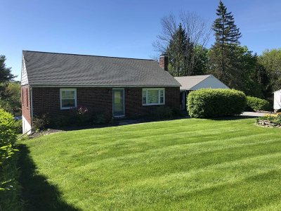 Poughkeepsie Twp Single Family Home For Sale: 39 Edgewood Dr