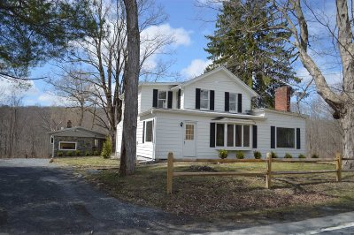 Stanford Single Family Home For Sale: 1640 Bulls Head Road