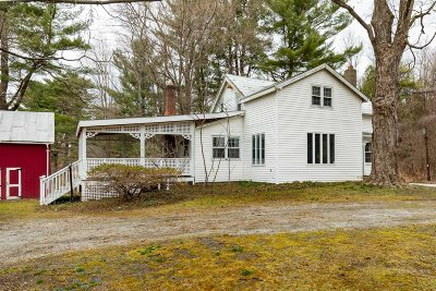 Dutchess County Single Family Home For Sale: 1690 Clove Valley Rd
