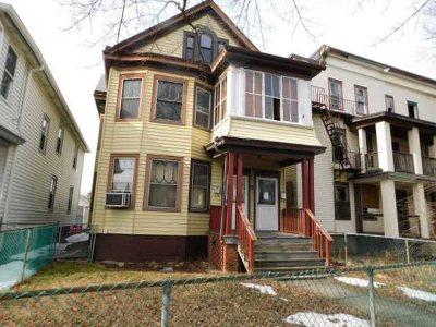 Poughkeepsie City Multi Family Home For Sale: 24 Lexington Ave