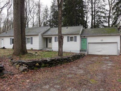 Pawling Single Family Home For Sale: 36 S Quaker Hill Rd
