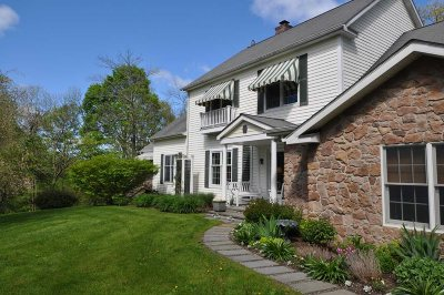 Dutchess County Single Family Home For Sale: 1017 Centre Road
