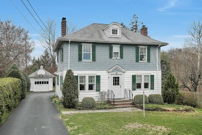 Beacon Single Family Home For Sale: 871 Wolcott Ave