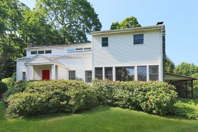 Dutchess County Single Family Home For Sale: 965 Salt Point Tpke