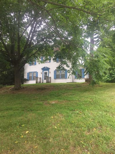 Pleasant Valley Single Family Home For Sale: 1439 Route 44 Stat