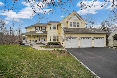 Fishkill Single Family Home For Sale: 17 Cedardale Loop