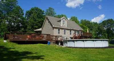 Columbia County Single Family Home For Sale: 267 Turkey Hill