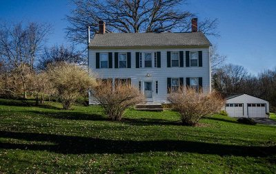 Amenia Single Family Home For Sale: 25 Prospect Ave
