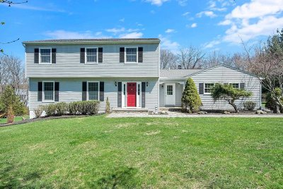 Dutchess County Single Family Home For Sale: 13 Fox Run