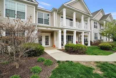 Fishkill Condo/Townhouse For Sale: 905 Saratoga Ln