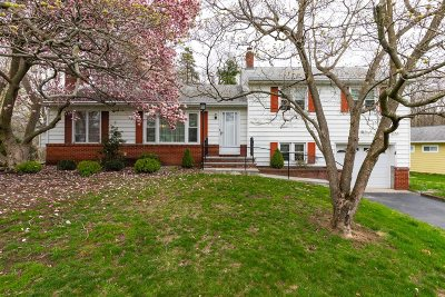 Poughkeepsie Twp Single Family Home For Sale: 1 Broadview Rd