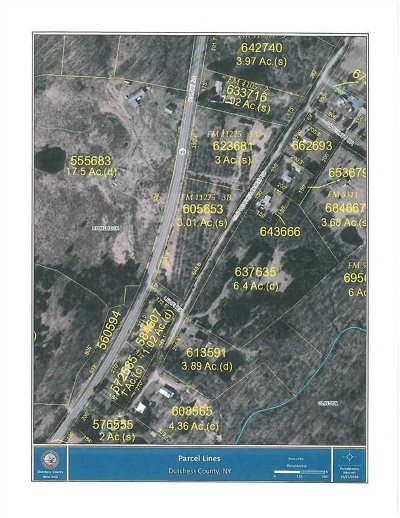 Rhinebeck Residential Lots & Land For Sale: Route 9g