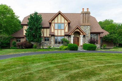 La Grange Single Family Home For Sale: 7 Taconic View Ct