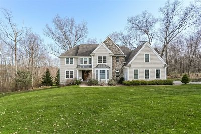 Pawling Single Family Home For Sale: 2 Chestnut Ln