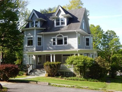Single Family Home For Sale: 9 Lakeview Ave.