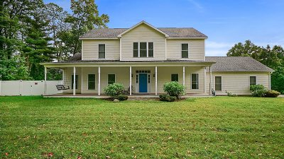 Dutchess County Single Family Home For Sale: 30 Lavender Ridge