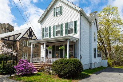 Poughkeepsie City Single Family Home For Sale: 9 Hanscom Ave