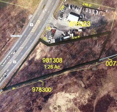 Hyde Park Residential Lots & Land For Sale: 3632 Rte 9