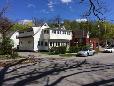 Poughkeepsie City Multi Family Home For Sale: 151 Parker