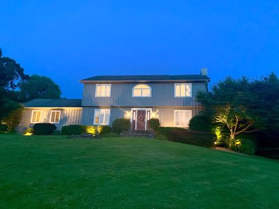 La Grange Single Family Home For Sale: 559 Hillside Lake Road