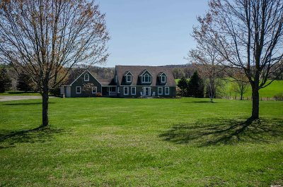 Dutchess County Single Family Home For Sale: 72 Righters Corners Rd