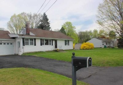 Dutchess County Single Family Home For Sale: 26 Homer Pl