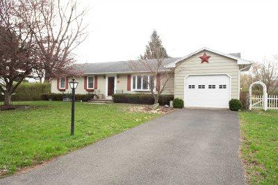 Rosendale Single Family Home For Sale: 23 Jeffery Dr