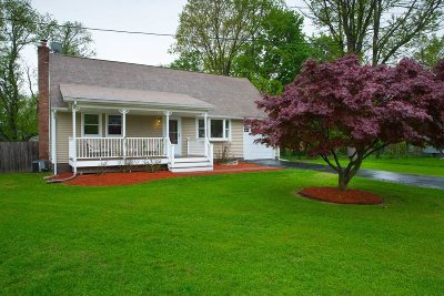 Poughkeepsie Twp Single Family Home For Sale: 20 Phyllis Road