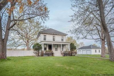 Germantown Single Family Home For Sale: 22 Church