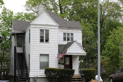 Poughkeepsie City Multi Family Home For Sale: 14 Hooker