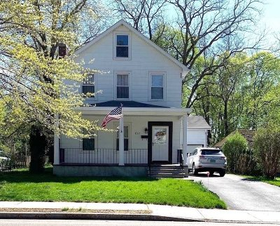 Beacon Single Family Home For Sale: 857 Wolcott Ave